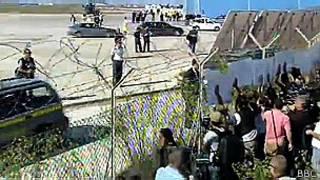 Ahakirirwa impunzi i Lampedusa