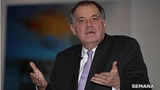 Alejandro Ordóñez, Procurador General de Colombia. Foto: Revista Semana