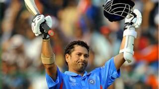 सचिन तेंदुलकर, क्रिकेट