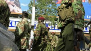 Polisi yo muri Kenya