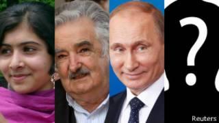Posibles candidatos al Nobel de Paz
