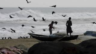 भारत, तूफ़ान