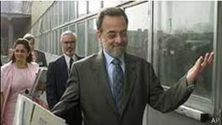 José Maurício Bustani, em foto de 2002