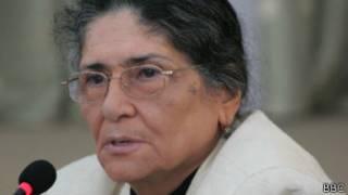 Ойнихол Бобоназарова, оппозиционер из Таджикистана