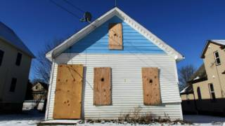 Заколоченный дом в Огайо