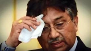 سابق صدر جنرل(ر) پرویز مشرف