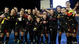 بلجيكا تتأهل للمرة الأولى في 12 عاما