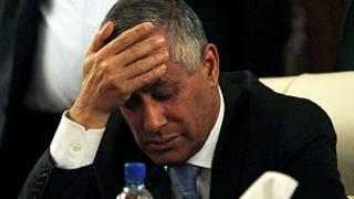 رئيس الوزراء الليبي علي زيدان
