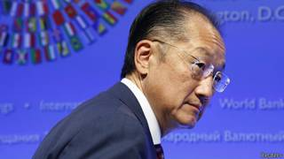 O presidente do Banco Mundial, Jim Yong Kim - Foto: Reuters