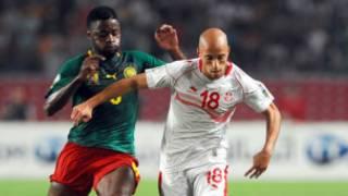 Tunisia vs Camaru