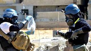 خبراء دوليون في سوريا