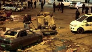 أعمال شغب في موسكو