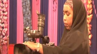 صحفية صومالية