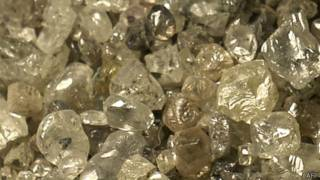 Diamantes (AFP)