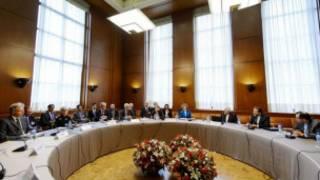 Conversaciones en Ginebra