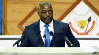 Perezida Kabila yibukije ko Congo ari igihugu cyigenga