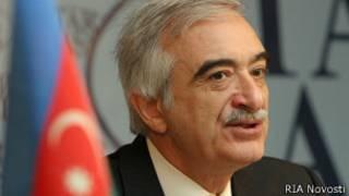 Посол Азербайджана в Москве Полад Бюльбюль оглы