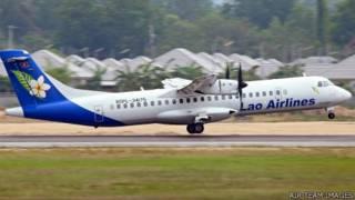 ATR 72 Lao Airlines
