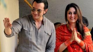करीना और सैफ अली खान