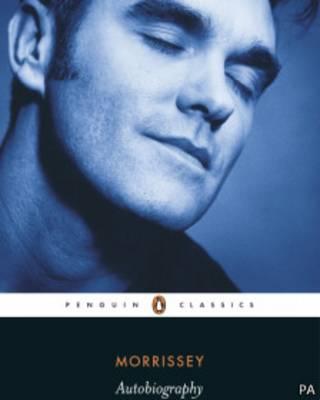 Capa da autobiografia de Morrissey | Foto: PA