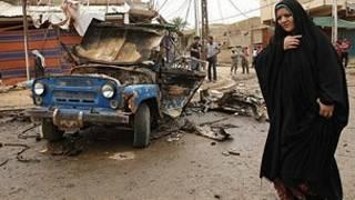 इराक़ में हमला