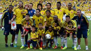 Selección nacional de fútbol de Colombia