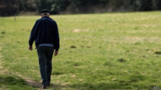 Британский пенсионер