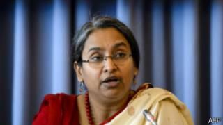孟加拉外长莫尼