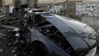 تفجير سابق في العراق