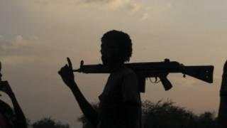 Wani mayaki a Sudan ta Kudu