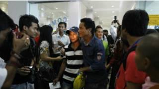 Burmese Workers in Malaysia