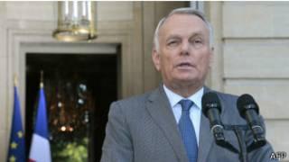 O primeiro-ministro da França, Jean-Marc Ayrault (AFP)