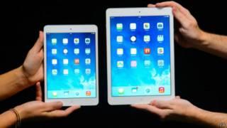 iPad Air和Retina iPad Mini