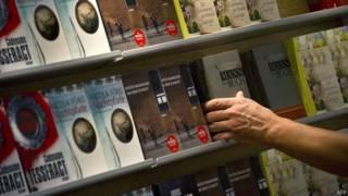 Sách của các tác giả Iceland ở Triển lãm Sách tại Đức