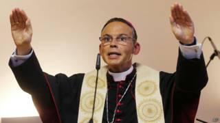 Bispo Tebartz-van Elst (Foto: AP)