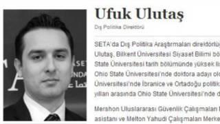 SETA Dış Politika Direktörü Ufuk Ulutaş