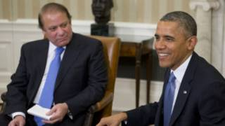 पाकिस्तानी प्रधानमन्त्री तथा अमेरिकि राष्ट्रपति