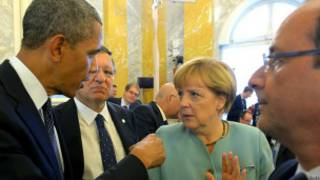 Олмон нашрлари Меркел хонимни ҳам айблаган