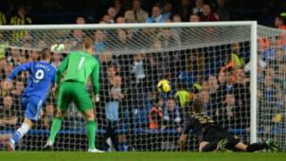 Chlsea vs Manchester City