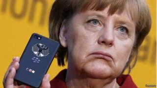 Angela Merkel | Foto: Reuters