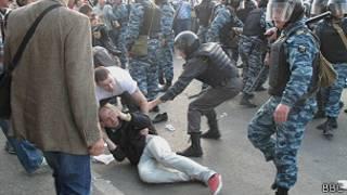 События на Болотной площади