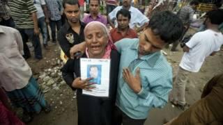 राना प्लाज़ा हादसे के छह महीने बाद भी कई लोग लापता हैं
