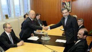 مذاکرات ایران و آژانس