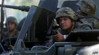 lebanon army deploys in tripoli