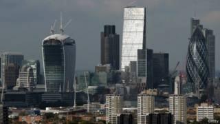 Строительный бум в Лондоне