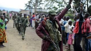 Dakarun gwamnatin Congo