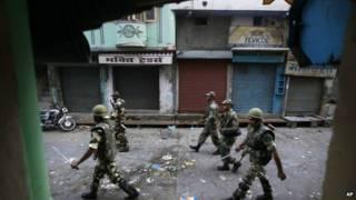 मुज़फ़्फ़रनगर दंगे के दौरान पुलिस