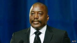Rais Kabila wa DRC
