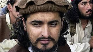 shugaban 'yan Taliban da aka kashe Hakimullah Mehsud
