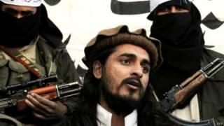 पाकिस्तानी तालिबान के नेता हकीमुल्लाह महसूद